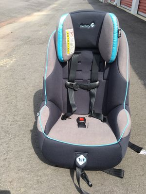 Safety first convertible 65 blue/gray car seat for Sale in Four Oaks, NC