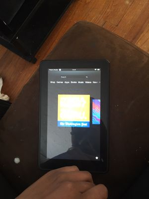 Kindle Fire 5Gb for Sale in Detroit, MI