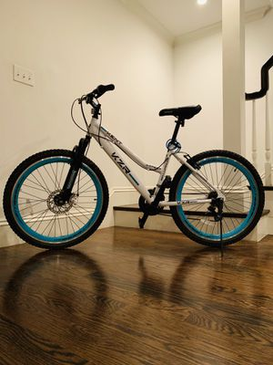 "*Great Condition* Kent 26"" KZR Women's Bike (White/Teal) for Sale in Cambridge, MA"