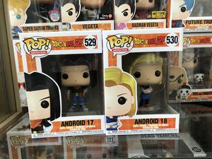 Funko dragonball z for Sale in Perris, CA