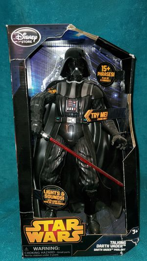 Star Wars Collectible Figure - Darth Vader for Sale in Las Vegas, NV