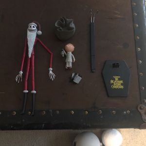 The Nightmare Before Christmas Santa Jack Figure for Sale in Orland Hills, IL
