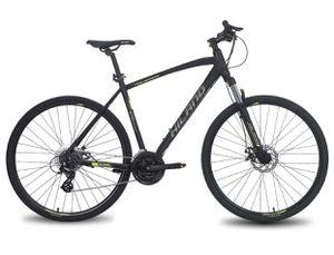 MSRP $499.00 Hiland Road Hybrid Bike Disc Brakes 24-Speed for Sale in Miami, FL