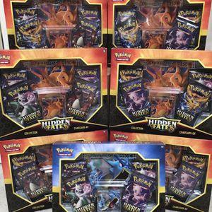 Pokémon Hidden Fates Collection Box for Sale in Richardson, TX
