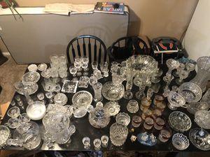 Crystal Glass for Sale in Denver, CO