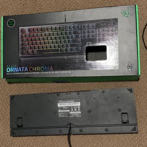 Razer Gaming Computer Mouse & Keyboard (RGB) for Sale in Vancouver, WA