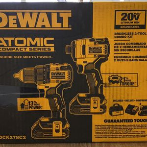 Dewalt Brushless 2-Tool Combo Kit for Sale in Miami, FL