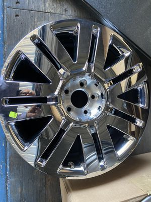 """New OEM 20"""" 2008-2010 Ford Edge Factory Chrome Wheel Part # AT4Z1007ACP for Sale in Alhambra, CA"""