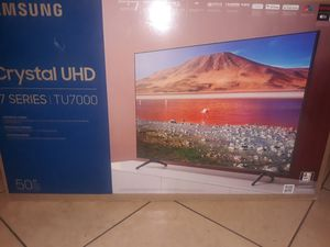 """Samsung TV. 50"""" for Sale in Inglewood, CA"""