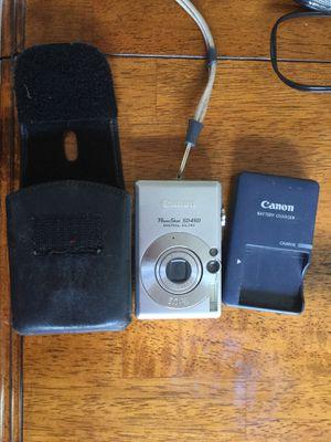 Canon PowerShot digital camera 5.0 megapixels for Sale in San Diego, CA