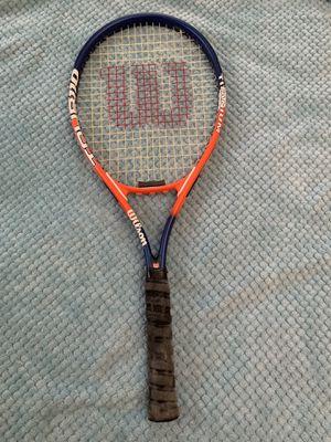 Wilson Titanium Tennis Racket for Sale in Woodbridge, VA