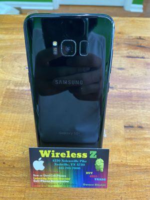 Samsung s8 plus factor unlocked T-Mobile,cricket,metro pcs,straight talk,att,Verizon,sprint,boost Factor unlocked for Sale in Nashville, TN