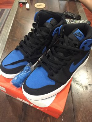 Air Jordan 1 AJ1 KO High OG sz 9.5 Sport Blue Black Never Worn DS Banned for Sale in Lakewood, CA