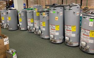 AO SMITH GAS WATER HEATERS LIQUIDATION SALE 6VU for Sale in Houston, TX