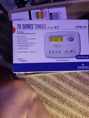 Programable Home Thermostat for Sale in Philadelphia, PA