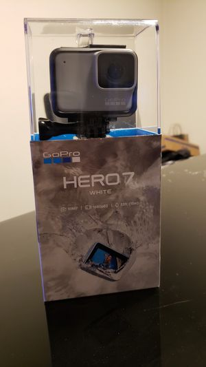 GoPro Hero 7 (white) for Sale in Tacoma, WA