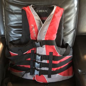 Adult XXL Life Jacket for Sale in Lantana, FL