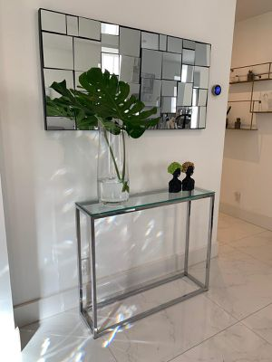 Console Table and Two Mirrors for Sale in Fort Lauderdale, FL