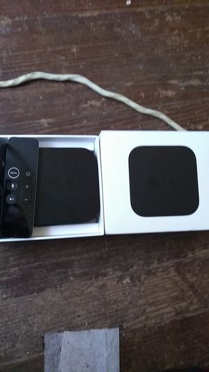 Apple TV box newest one best offer for Sale in Northwest Plaza, MO