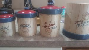 Very nice canisters for Sale in Rincon, GA