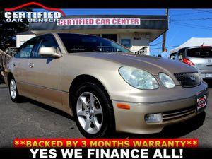 2003 Lexus GS 300 for Sale in Fairfax, VA