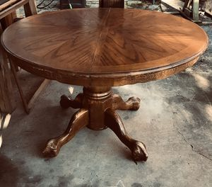 Solid wood Kitchen Table for Sale in Reidsville, NC