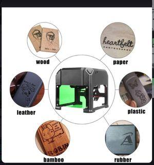 3D engraver/printer for Sale in Springfield, IL