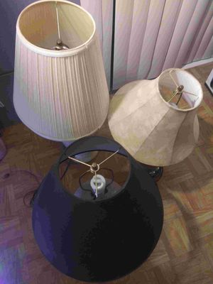3 lamps free for Sale in Las Vegas, NV
