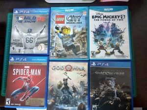 Sony PlayStation 4 Games for Sale in Waddell, AZ