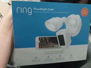 RING Floodlight Camera for Sale in Anaheim, CA