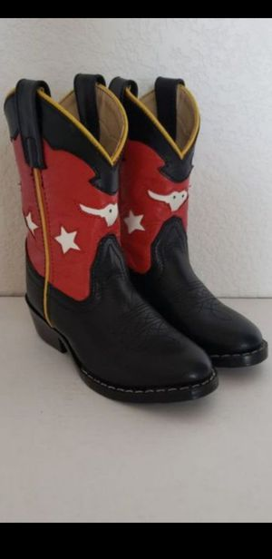 New Cowboy Boots for Girls. Size 8.5 for Sale in Austin, TX