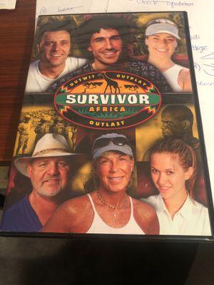 Survivor 3: Africa -The Complete Season for Sale in Miami Beach, FL