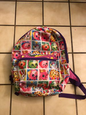 Shopkins backpack for Sale in Beaver Falls, PA