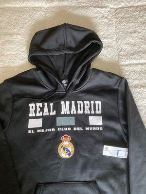 Real Madrid Hoodie - Brand New With Tags for Sale in Rockville, MD