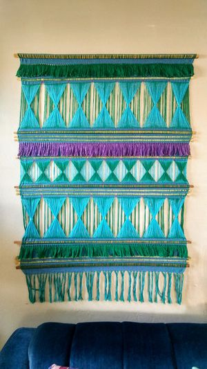 Boho tapestry wall hanging for Sale in San Jose, CA