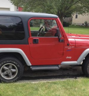 1997 Jeep Wrangler for Sale in Marysville, OH