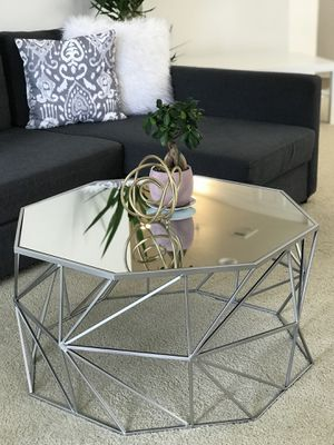 Mirror Coffee Table for Sale in Irvine, CA