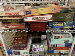 Games and puzzles for Sale in Killeen, TX