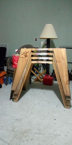 2 Sawhorses for Sale, for Sale in Long Beach, MS