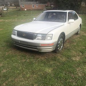 1995 LS400 Lexus for Sale in Ninety Six, SC