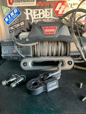 Warn zeon 10s winch for Sale in National City, CA
