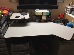 LARGE COMPUTER/STUDY TABLE for Sale in Bellevue, WA