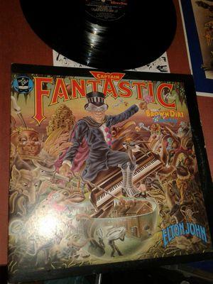 Elton John Captain Fantastic 1975 for Sale in Lakeland, FL