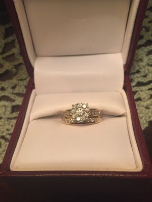 Wedding/Engagement Ring set for Sale in Canonsburg, PA