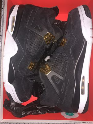 Nike Air Jordan 4 Royalty Size 10.5 Still smell NEW ! for Sale in Columbus, OH