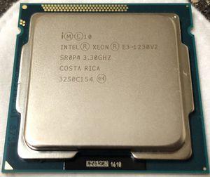 Intel Xeon Quad-Core Processor + Heatsink for Sale in Phoenix, AZ