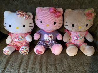 HELLO KITTY Plush Stuffed Animals for Sale in Virginia Beach,  VA