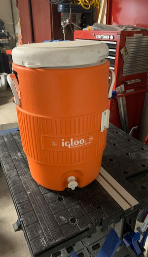 Igloo water cooler for Sale in Henderson, NV