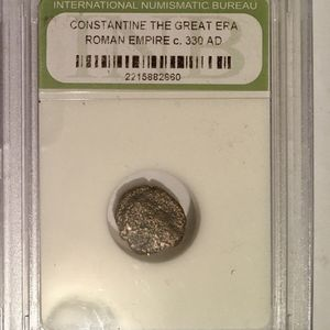Genuine Roman Empire Coin 330ad for Sale in Annapolis Junction, MD