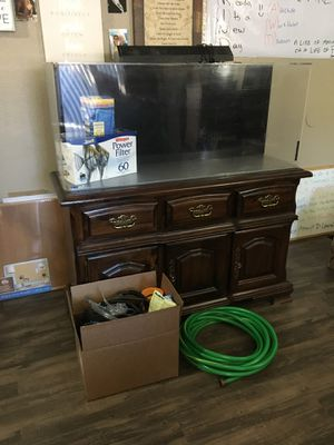 55 Gal Acrylic Tank & Ton of Accessories for Sale in Fair Oaks, CA